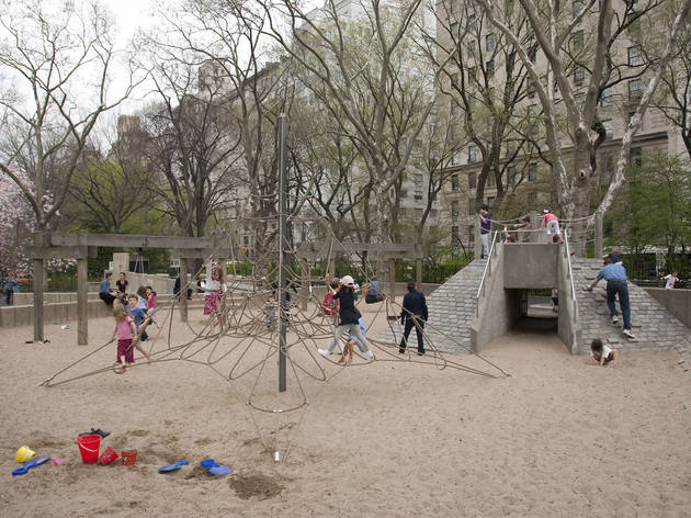 East Nd St Playground Things To Do In New York - Central park on east 72nd street