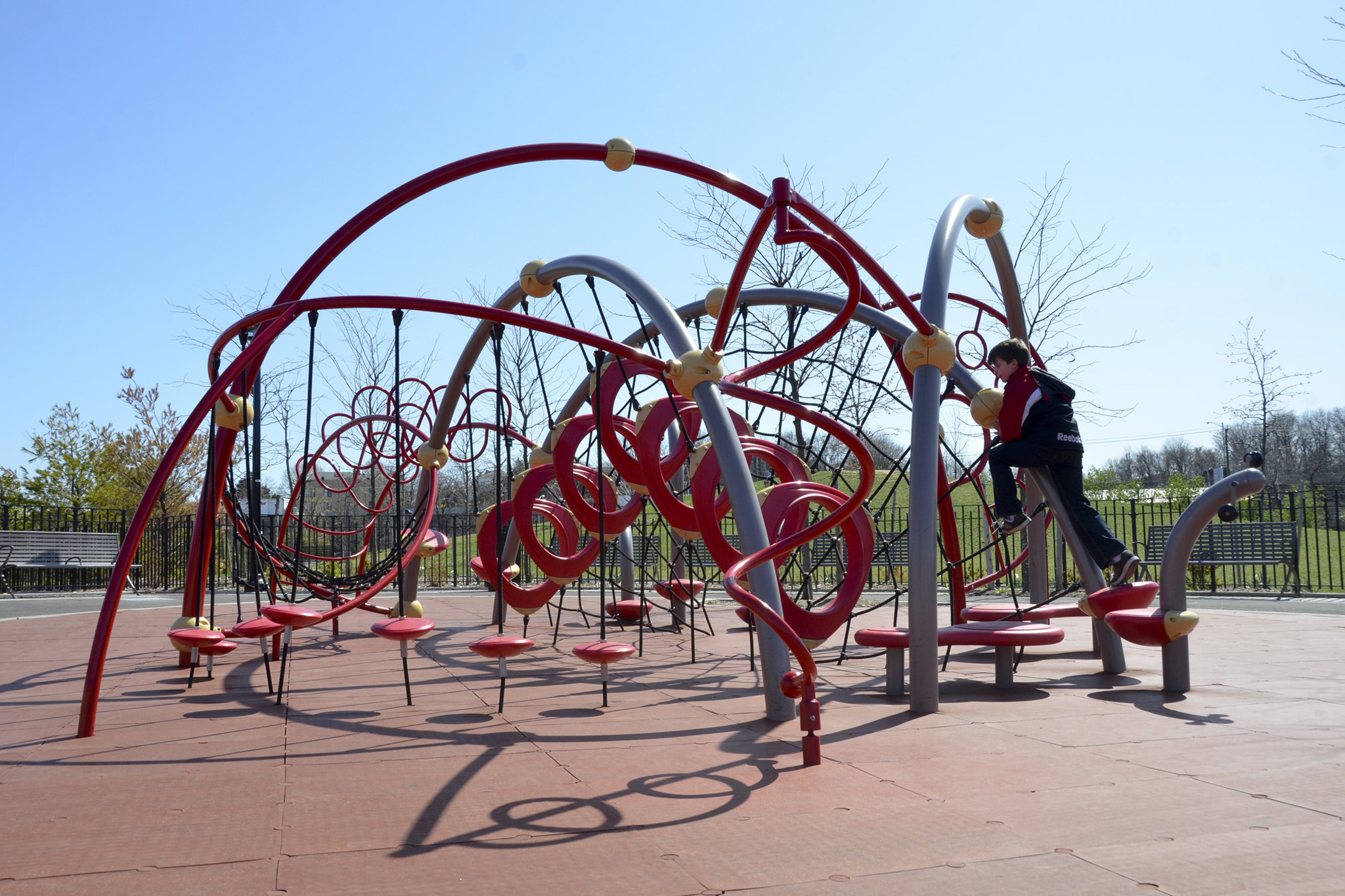 Elmhurst Park Playground