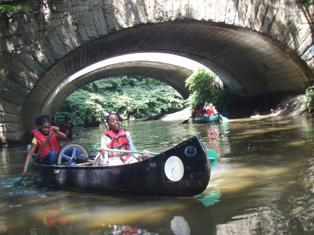 Amazing Bronx River Flotilla