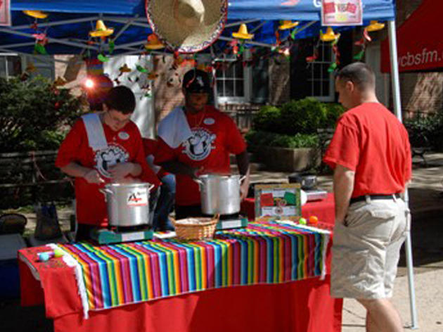 Historic Richmondtown Chili Cook Off
