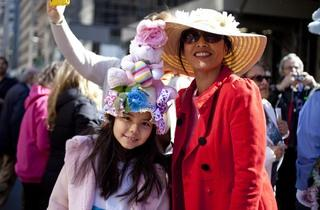 The 2012 NYC Easter Bonnet Parade