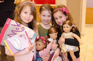 CCBF's American Girl Party