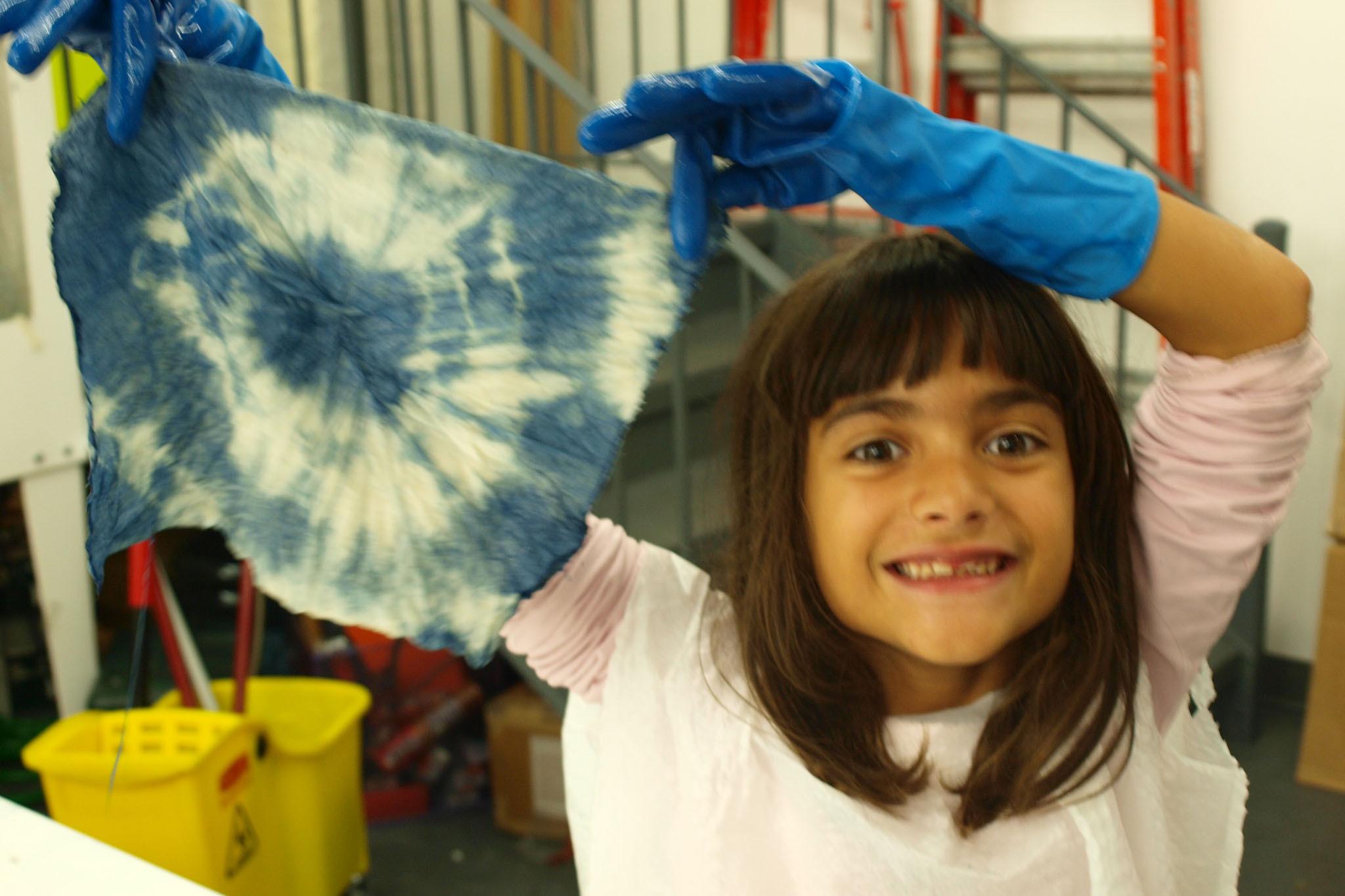 Textile Arts Center Summer Camp
