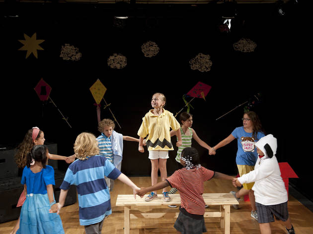 Acting classes for kids in New York City