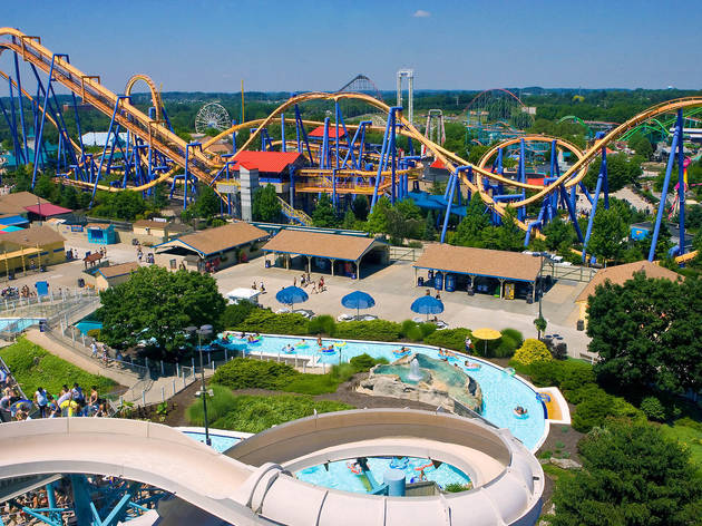 (Photograph: Courtesy Dorney Park)