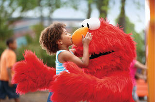 (Photograph: Courtesy Sesame Workshop)