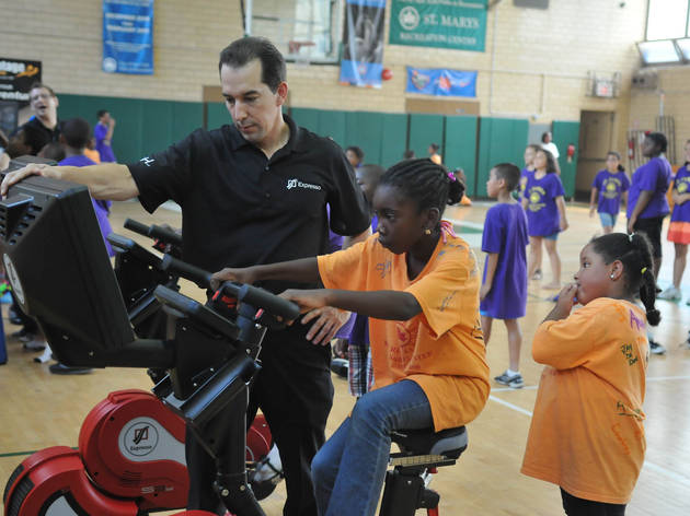 NYC Parks and Recreation Summer Camp