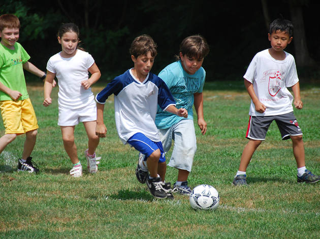 Summer day camp: Commuter camps for kids in NYC