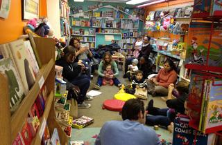 Spanish Storytime at Books of Wonder