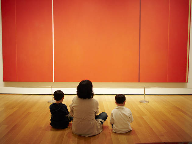 MoMA Family Programs