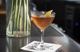 The Knickerbocker Martini at St. Cloud