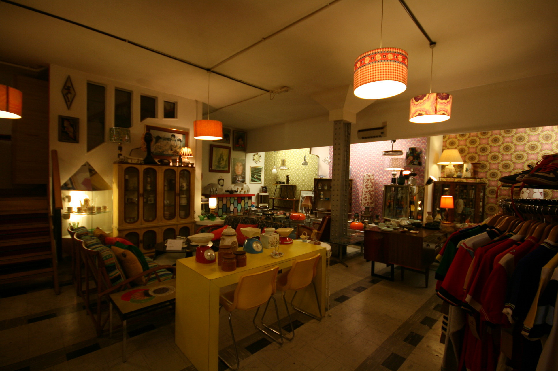 Five of Manchester's best vintage homeware hotspots