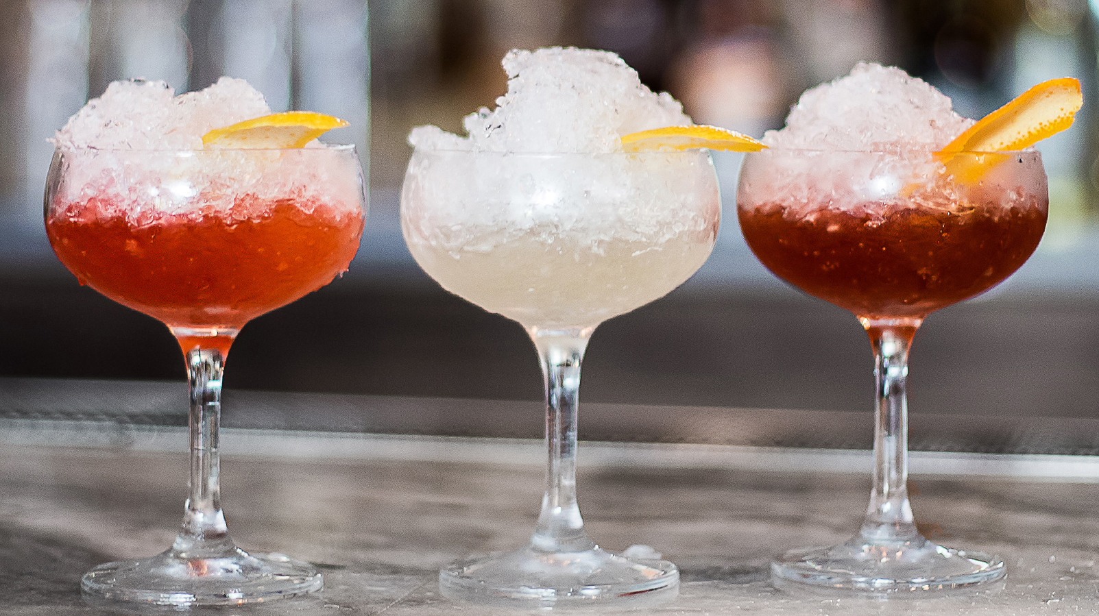 17 new frozen cocktails to try this summer