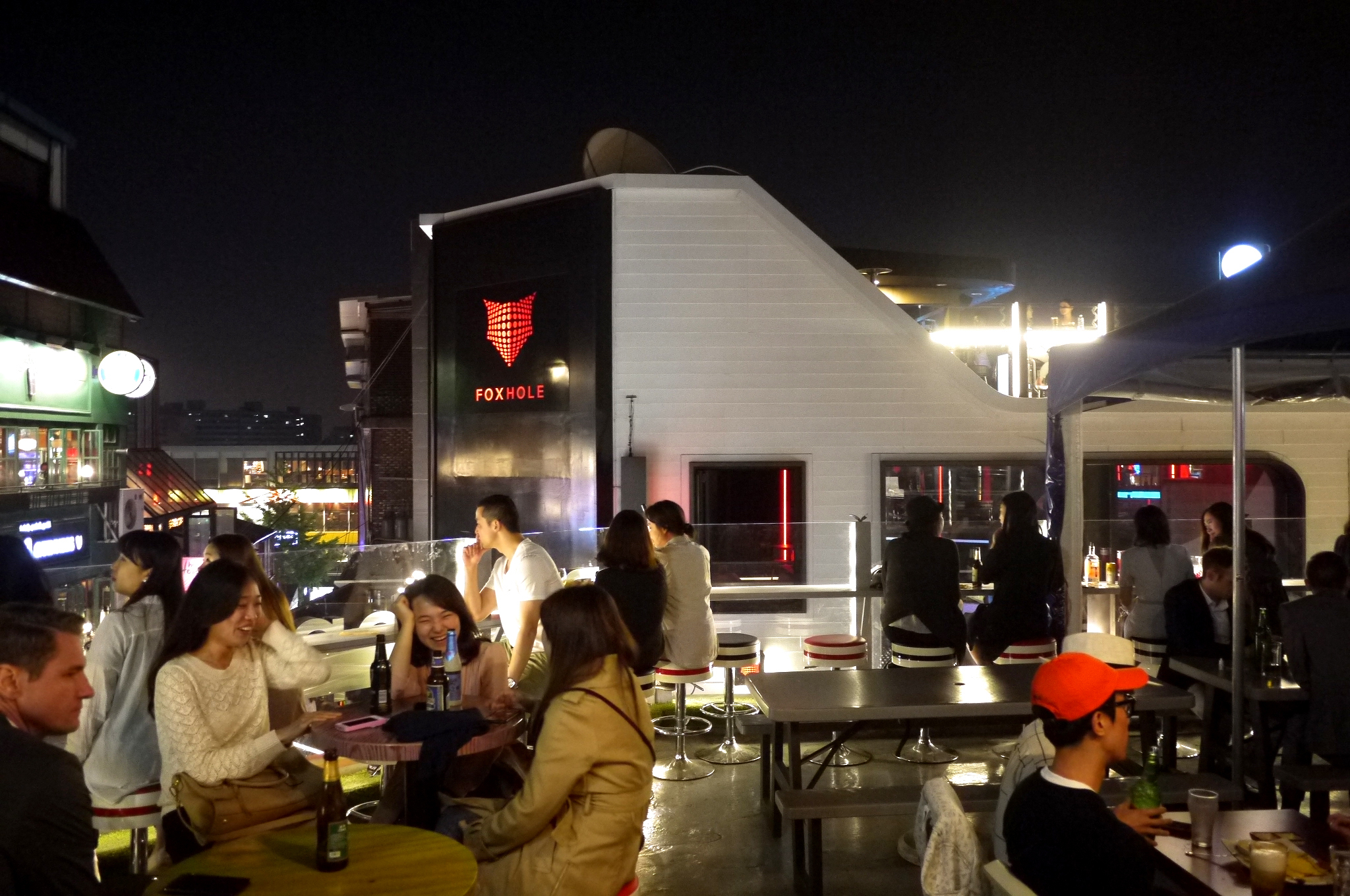 Gaja Changgo (Rooftop Bar)