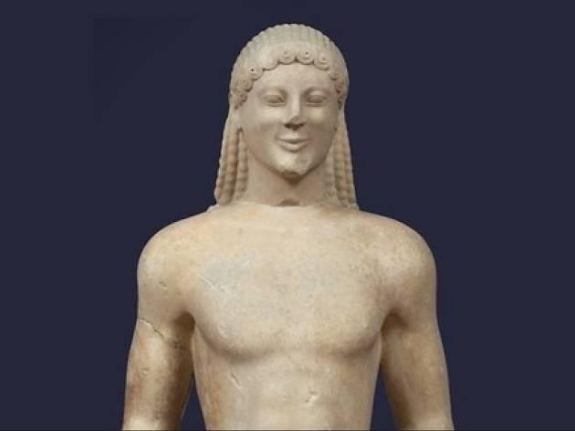 Dioses, héroes y atletas. La imagen del cuerpo en la Grecia antigua