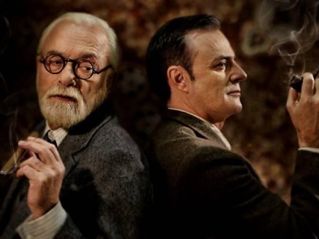La sesión final de Freud