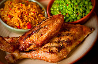 Nandos chicken restaurants