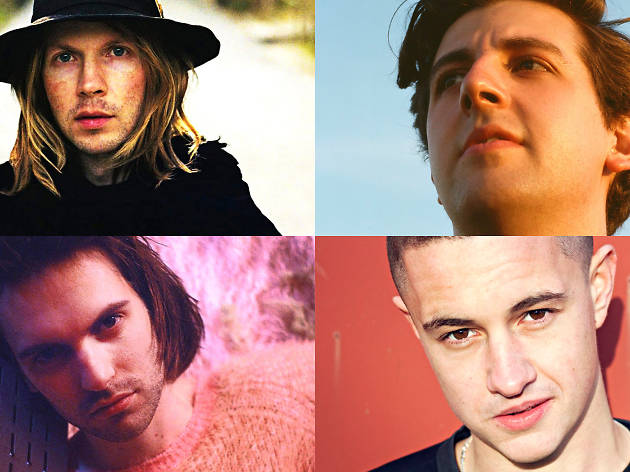 Beck, Jamie XX, La Priest, Evian Christ