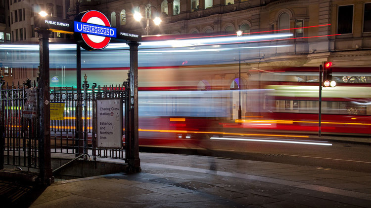 There's going to be a 24-hour tube strike starting tomorrow evening