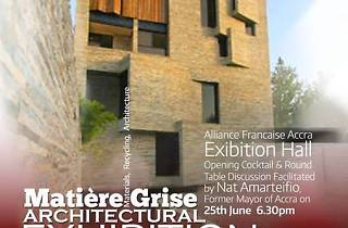 Matieres Grises Exhibition | 25 June - 26 July