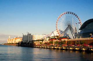 Navy Pier to get new, bigger Ferris wheel