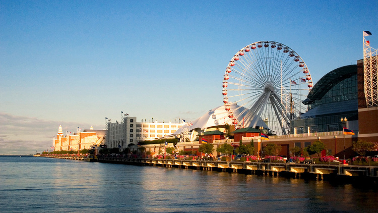 Navy Pier to get new, bigger Ferris wheel