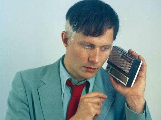 Soundays 2015: Felix Kubin