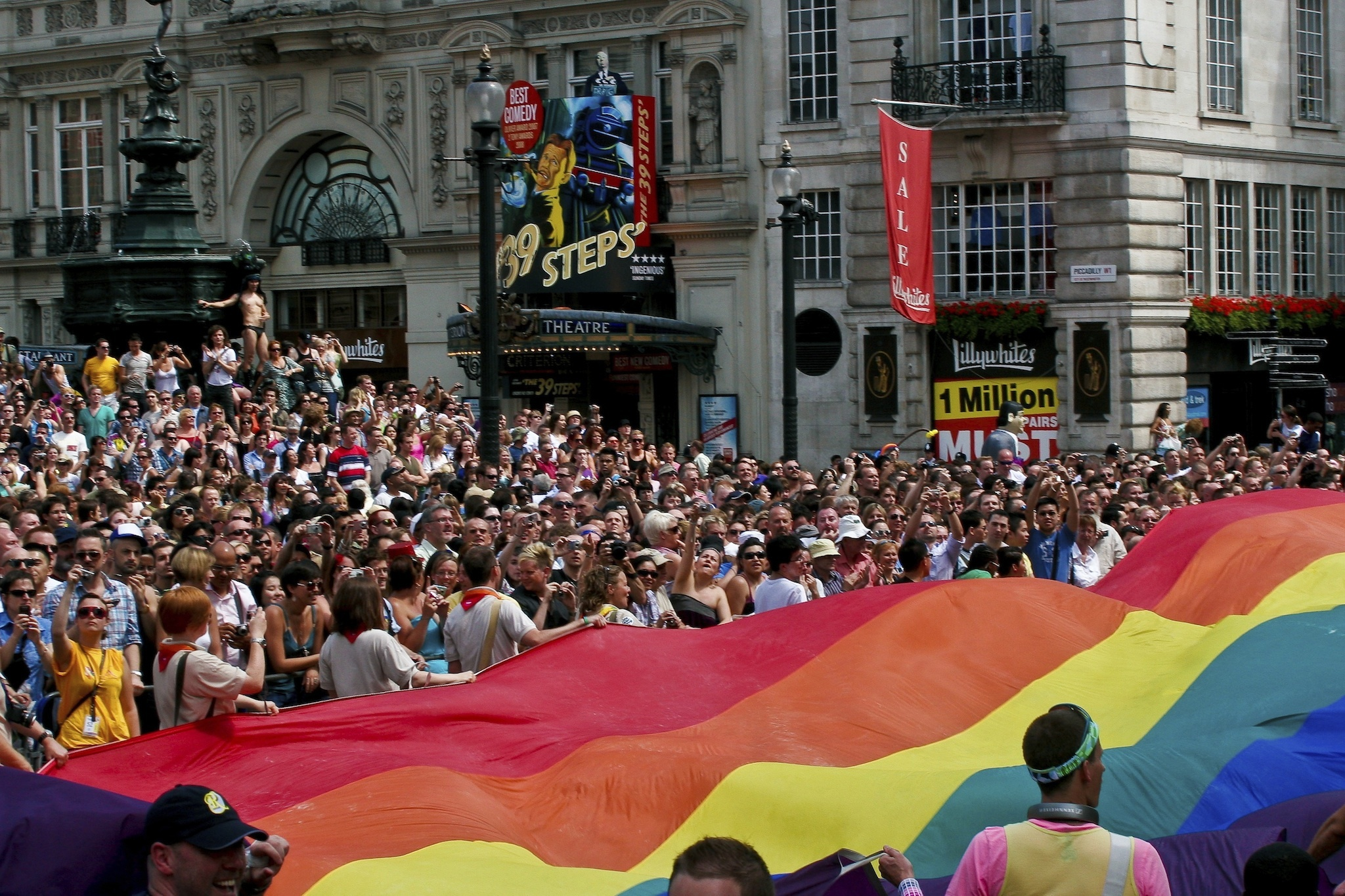London Pride 2015: the best parties