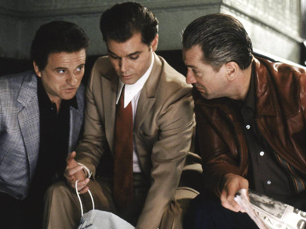 'Goodfellas' sparked a real debate among Italian Americans