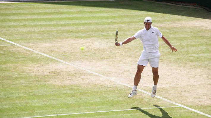Wimbledon, Richard Gasquet