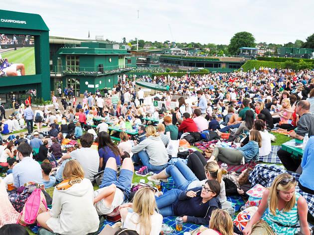 Wimbledon, Henman Hill