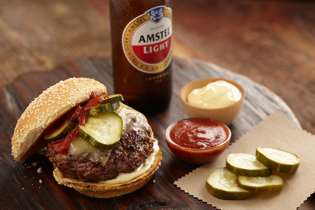 Time Out New York's Battle of the Burger presented by Amstel Light