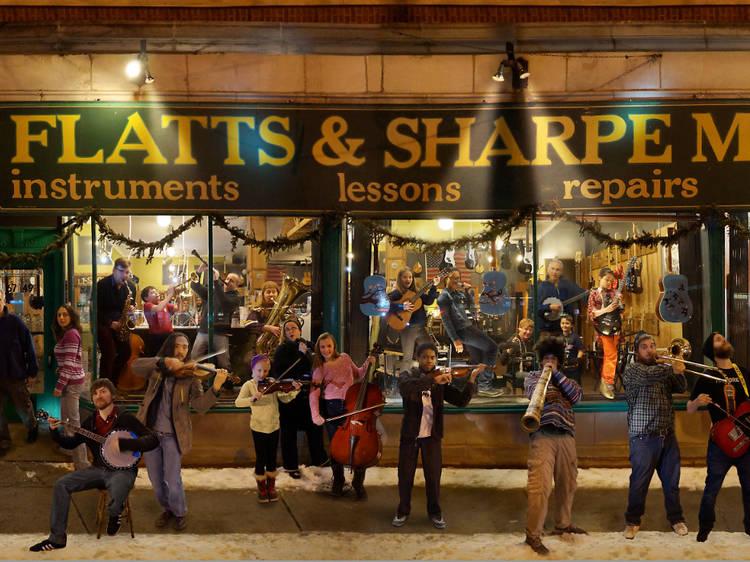 Flatts & Sharpe