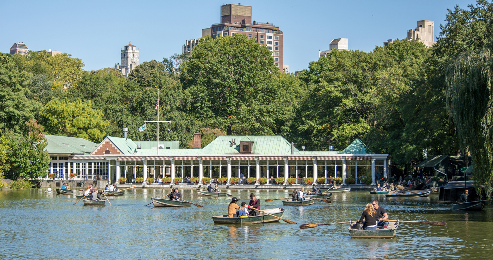 Central park attractions in central park new york for Top attractions in nyc