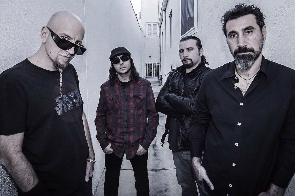 System of a Down and The Prodigy join Riot Fest