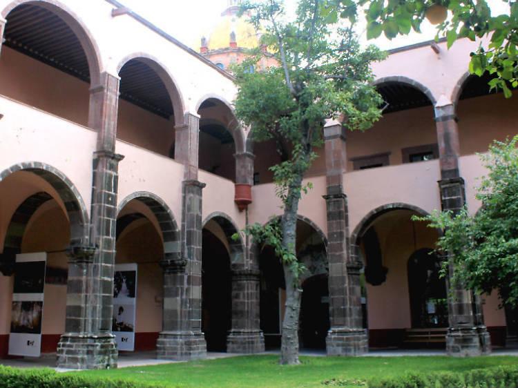 """Centro Cultural Ignacio Ramírez """"El Nigromante"""""""