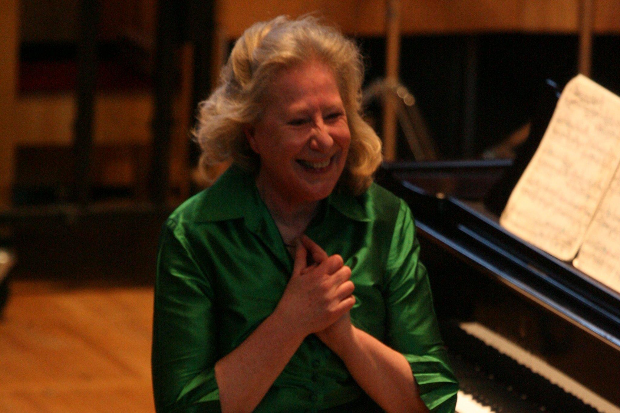 Masterworks: Ursula Oppens