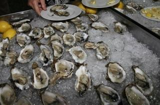 Oyster and champagne masterclass