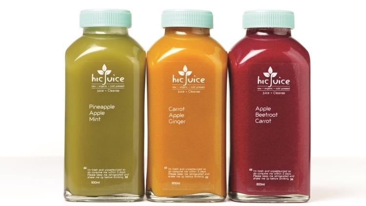 HIC Juice
