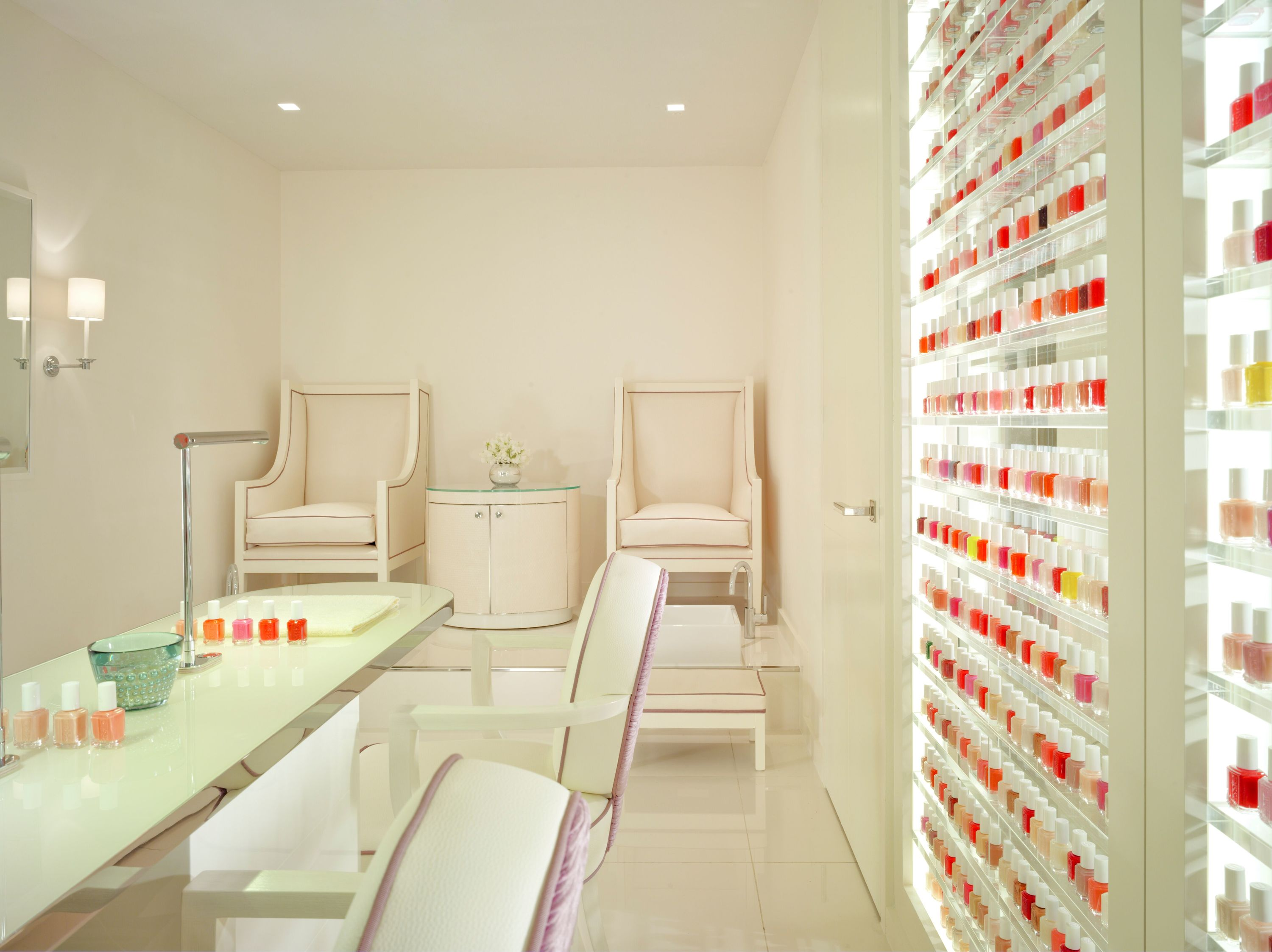 Luxury spas in london london 39 s best spas time out london - Nail salon marylebone ...