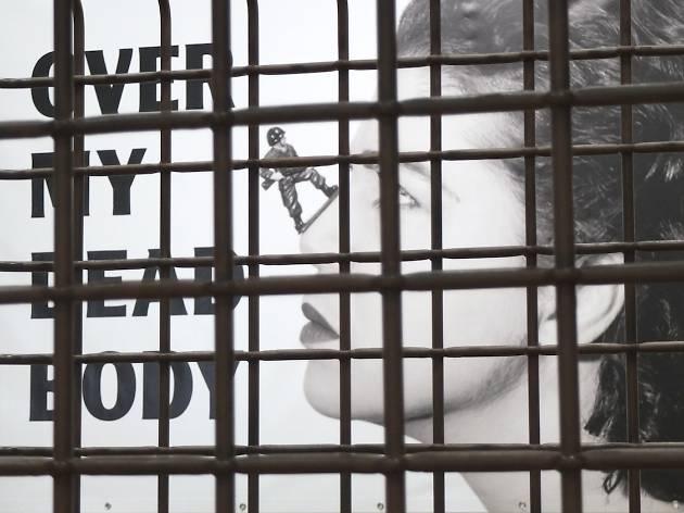 (Vue de l'exposition de Mona Hatoum au Centre Pompidou / Photo : © TB / Time Out)