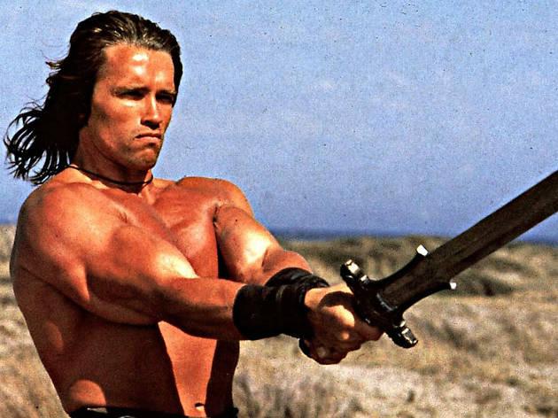 Conan The Barbarian (1981)