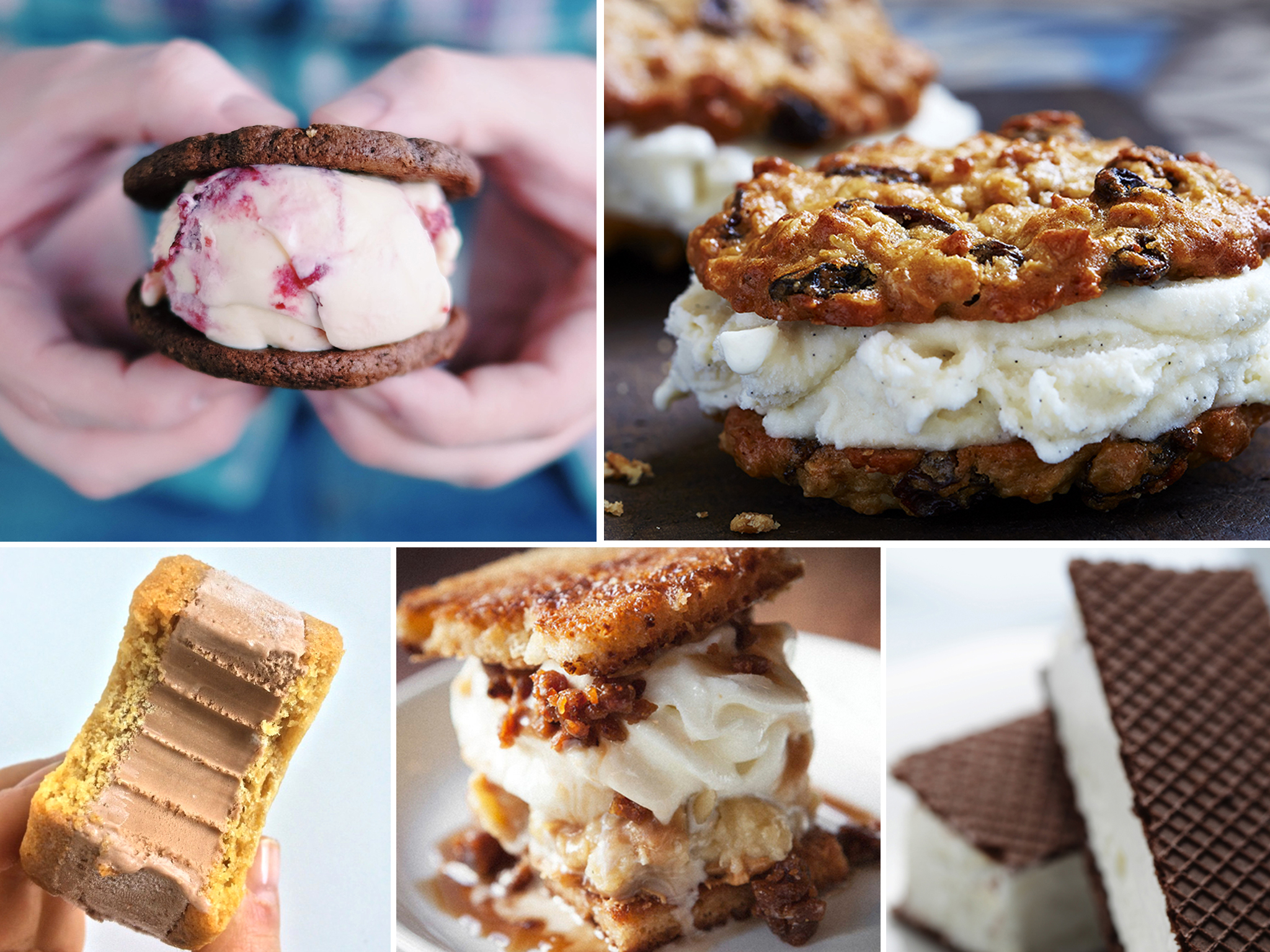 The best ice-cream sandwiches in London
