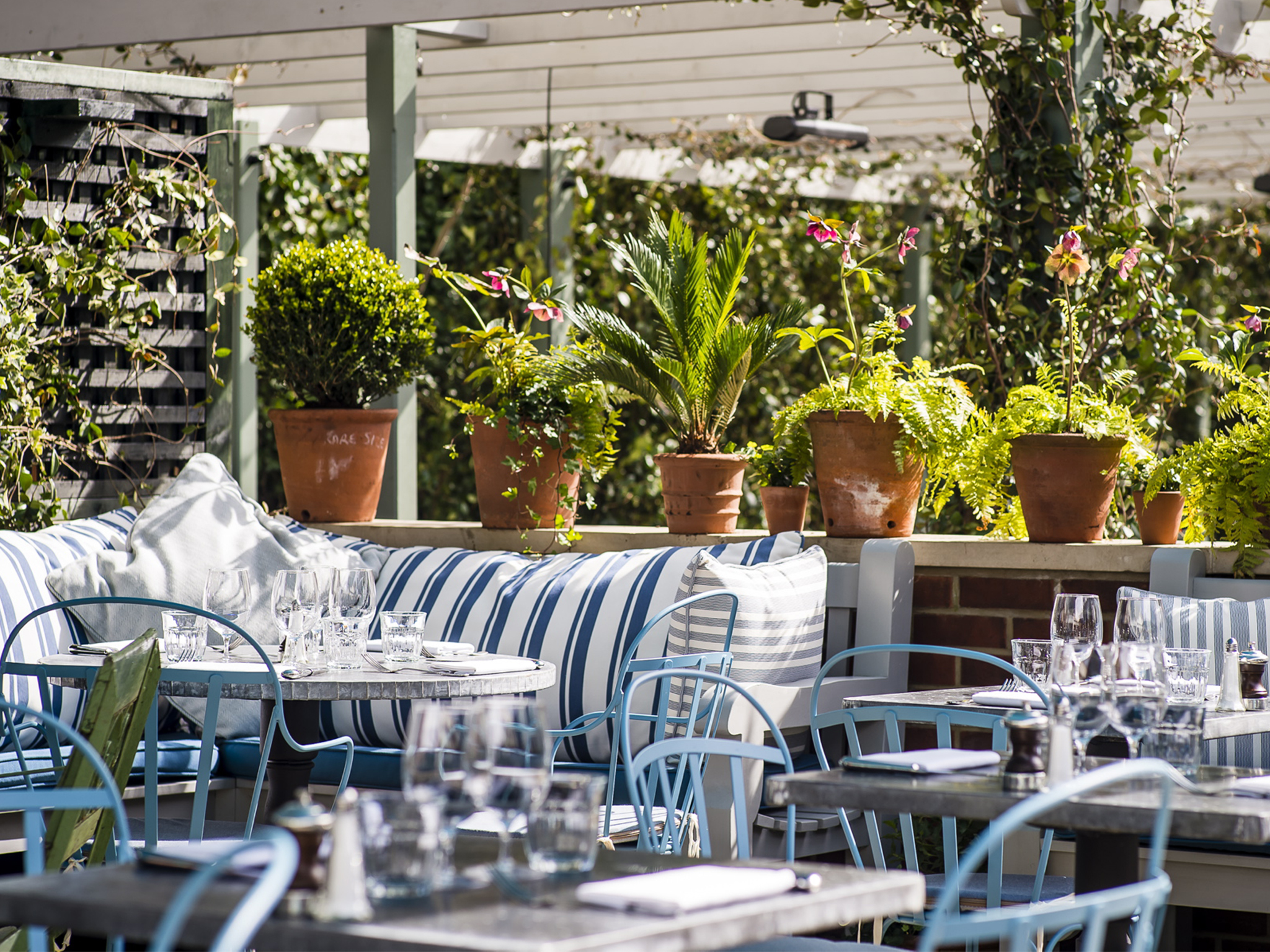 42 ace places to eat alfresco london 39 s best outdoor for Best outdoor dining