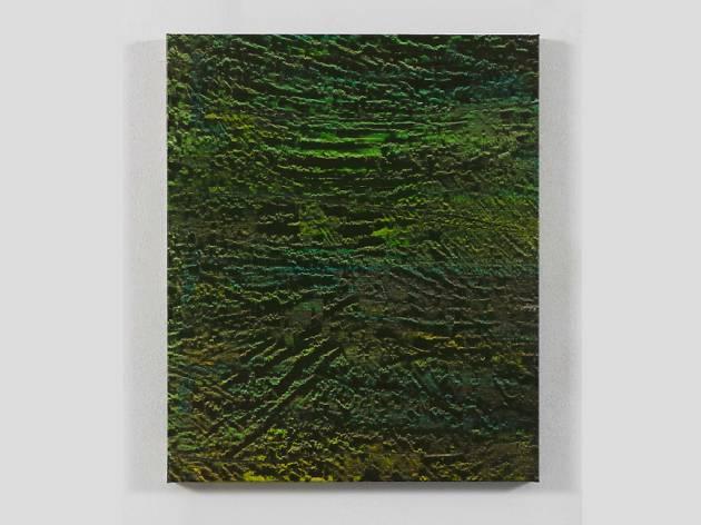 Isa Genzken: Basic Research Paintings