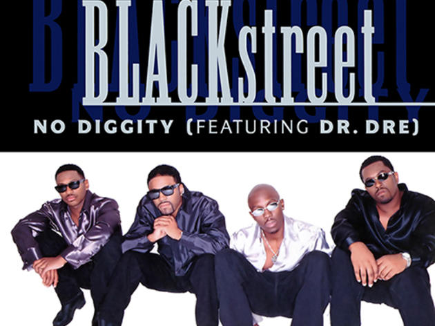 """No Diggity"" by Blackstreet featuring Dr. Dre"