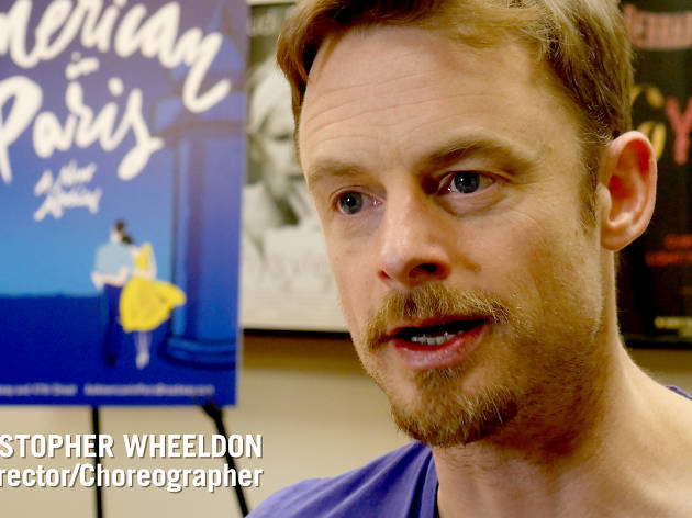 Exclusive: Watch a behind-the-scenes video from Broadway's An American in Paris