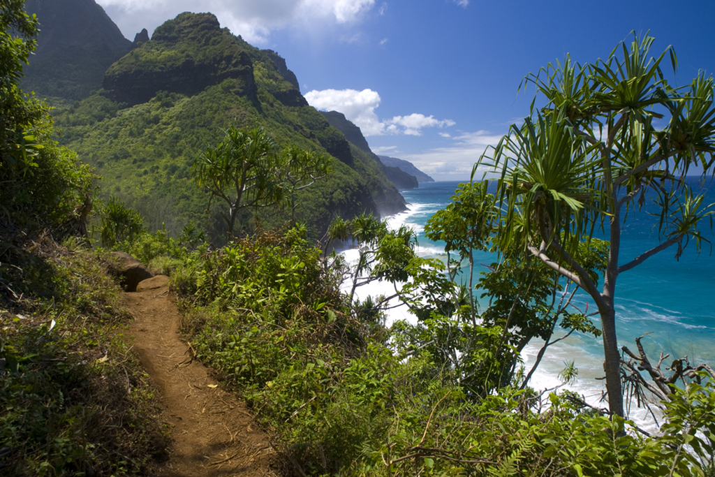 Kalalau Trail, Hawaii