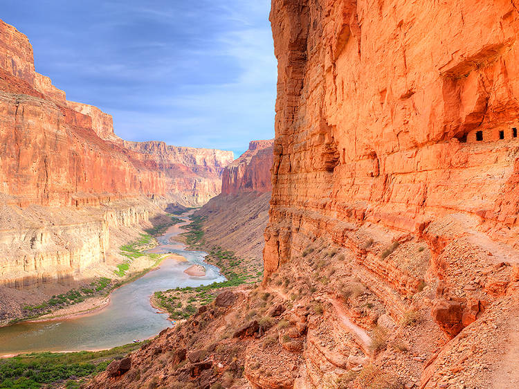 Nankoweap Trail, Arizona