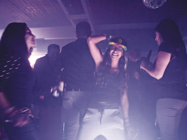 Fiestas para lesbianas Party House